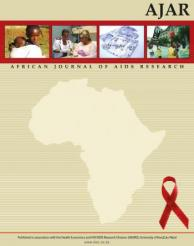 African Journal of AIDS Research cover