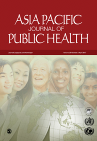 Asia-Pacific Journal of Public Health