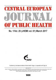 Central European Journal of Public Health