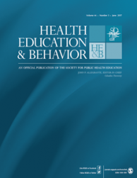 Health Education and Behavior