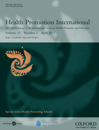 Health Promotion International