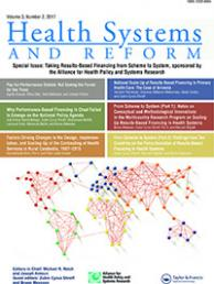 Health Systems and Reform