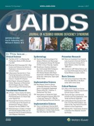 Journal of Acquired Immune Deficiency Syndromes