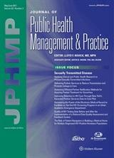 Journal of Public Health Management and Practice