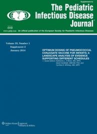 Pediatric Infectious Disease Journal