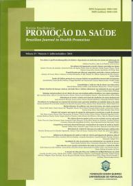 Revista Brasileira em Promoção da Saúde